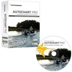 Humminbird Autochart Pro Dvd Pc Mapping Software WZero Lines Map Card-small image