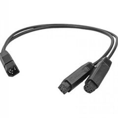 Humminbird 9 M Silr Y Dual Side Image Transducer Adapter Cable FHelix-small image