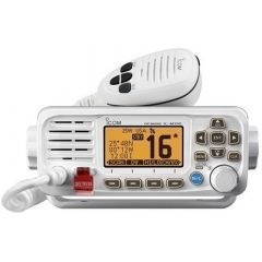Icom M330 Compact Vhf Radio White-small image