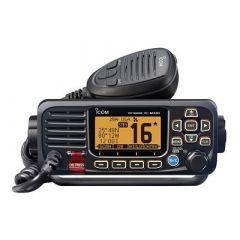 Icom M330 Compact Vhf Radio WGps Black-small image