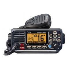 Icom M330 Vhf Radio Compact WGps Black-small image