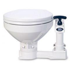 Jabsco Manual Marine Toilet Regular Bowl-small image