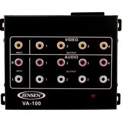 Jensen AudioVideo Distribution Amplifier-small image
