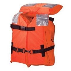 Kent Type I Vest Style Life Jacket - Child - Life Vest Survival Suit-small image