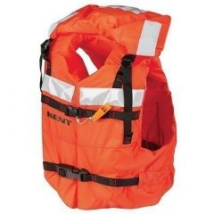 Kent Type 1 Commercial Adult Life Jacket Vest Style Universal-small image