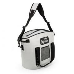 Kuuma 33 Quart SoftSided Cooler WSealing Zipper Waterproof Coated Nylon-small image