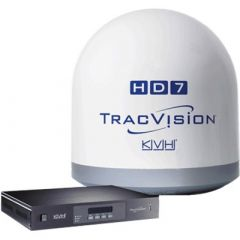 KVH TracVision HD7, N.A, 28 Inch, REFURB, Silver 01-0323-01SV-R-small image