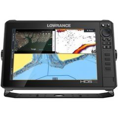 Lowrance Hds12 Live WActive Imaging 3In1 Transom Mount CMap Pro Chart-small image