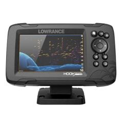 Lowrance Hook Reveal 5 Combo W50200khz Hdi Transom Mount CMap Contour Card-small image