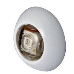 Lumitec Exuma Courtesy Light White Housing Blue Light-small image