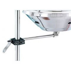 Magma Round Rail Mount 118 Or 114 Rails Kettle Series-small image
