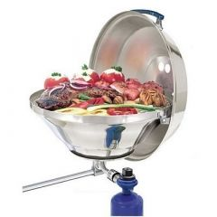 Magma Marine Kettle 17 Party Size Gas Grill WHinged Lid-small image