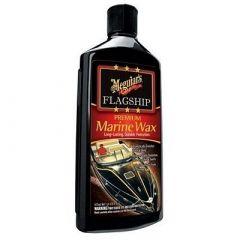 Meguiar's Flagship Premium Marine Wax - 16oz - Boat Cleaning Supplies-small image