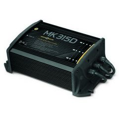 Minn Kota MK-315D 3 Bank x 5 Amps - On-Board Battery Charger-small image