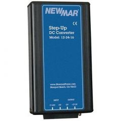 Newmar 12-24-16 Step Up Dc-Dc Converter 16 Amp Continuous-small image