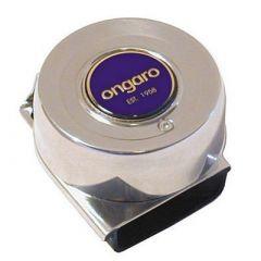 Ongaro Mini Compact Single Horn - 12V - Boat Horns-small image