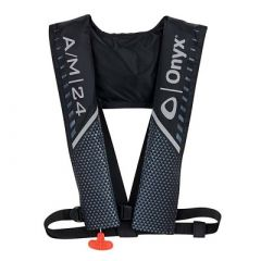 Onyx AM 24 AutomaticManual Inflatable Pfd Black-small image