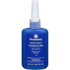 Permatex Medium Strength Threadlocker Blue 90ml Bottle-small image