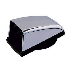 Perko Chromalex Cowl Vent 3 Duct Chrome Plated Zinc-small image