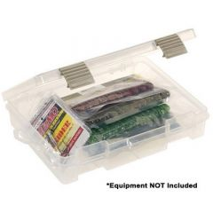Plano Prolatch OpenCompartment Stowaway HalfSize 3700 Clear-small image