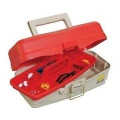 Plano Take Me Fishing Tackle Kit Box RedBeige-small image