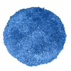 Presta Blue Blended Wool 9 DoubleSided Quick Connect Polishing Pad-small image