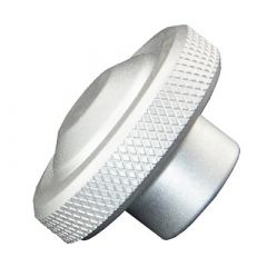 Ptm Edge Knb 100 Replacement Knob Electrobrite Silver-small image