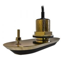 Raymarine Rv200 Realvision 3d AllInOne Bronze ThruHull Transducer 0 Degree 8m Cable-small image