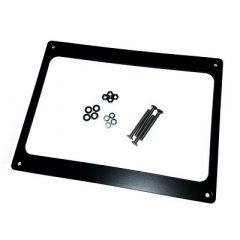 Raymarine A9x To Axiom 9 Adapter Plate To Existing Fixing Holes-small image
