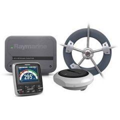 Raymarine EV-100 Wheel Evolution Autopilot - Boat Autopilot System-small image