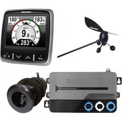 Raymarine i70 System Pack, Wind, Depth, Speed - Marine Instrument Gauges-small image