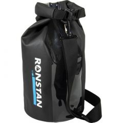 Ronstan Dry Roll Top 10l Bag Black WWindow-small image