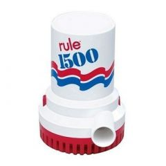 Rule 1500 GPH Bilge Pump-small image