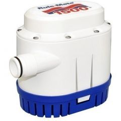 Rule RuleMate 1500 Gph Fully Automated Bilge Pump 12v-small image