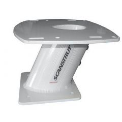 Scanstrut 10 Aluminum Powertower F2kw4kw Raymarine Garmin Navico 3g4g Radomes-small image