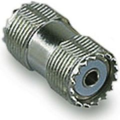 Solderless PL-259 Connector for RG-8X or RG-58//AU Coax Gold Plated Shakespeare PL-259-CP-G