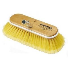 """Shurhold 10"""" Polystyrene Soft Brislte Brush - Boat Cleaning Supplies-small image"""