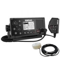Simrad Rs40B Vhf Radio WClass B Ais Transceiver Gps500 Antenna-small image