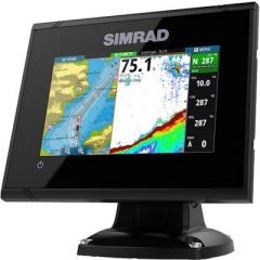 Simrad GO5 XSE, C-Map Pro, No Xdcr REFURB 055-12451-001-small image