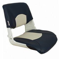 Springfield Skipper Standard Seat Fold Down WhiteBlue-small image