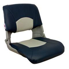Springfield Skipper Standard Folding Seat GreyBlue-small image