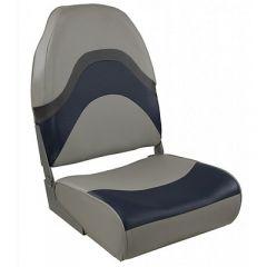 Springfield Premium Wave Folding Seat GreyBlue WMeteor Stripe-small image