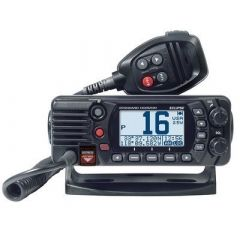 Standard Horizon Gx1400g Fixed Mount Vhf WGps Black-small image