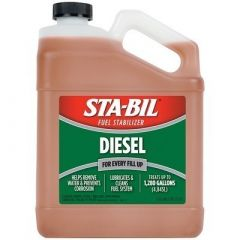 StaBil Diesel Formula Fuel Stabilizer Performance Improver 1 Gallon Case Of 4-small image