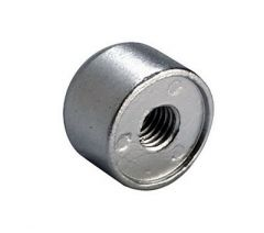 Tecnoseal Gimbal Housing Nut Anode - Zinc - Anodes for Boats-small image