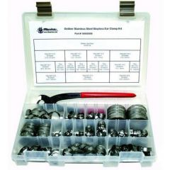 TH Marine Oetiker Stepless Clamp Kit WPliers-small image