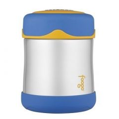 Thermos Foogo LeakProof Food Jar Blue 10 Oz-small image
