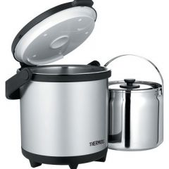 Thermos Cook Carry System Stainless SteelBlack 47 Qt-small image