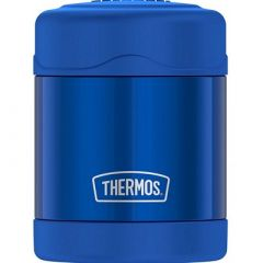 Thermos Funtainer 10oz Stainless Steel Vacuum Insulated Food Jar 7 Hours Cold5 Hours Hot Blue-small image