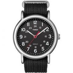 Timex Weekender SlipThru Watch Black-small image